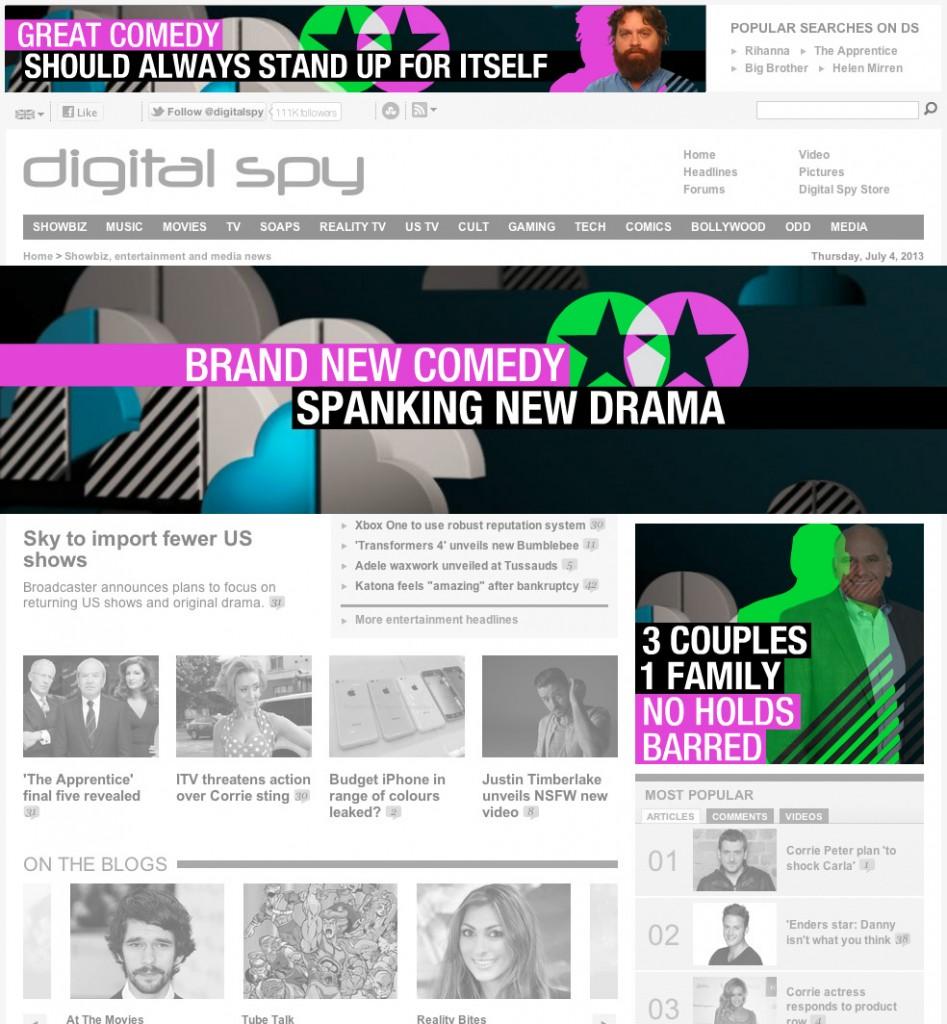 Five Star digital advertising