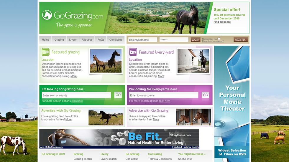 Go Grazing