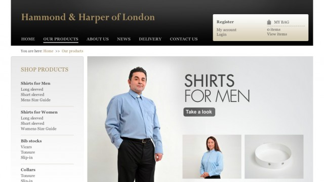 Hammond and Harper of London