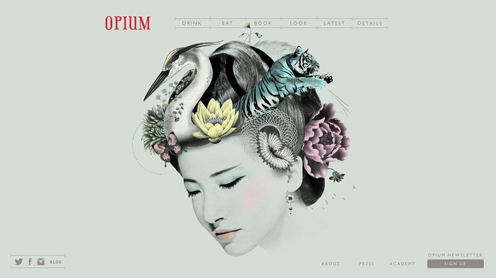 Opium Chinatown