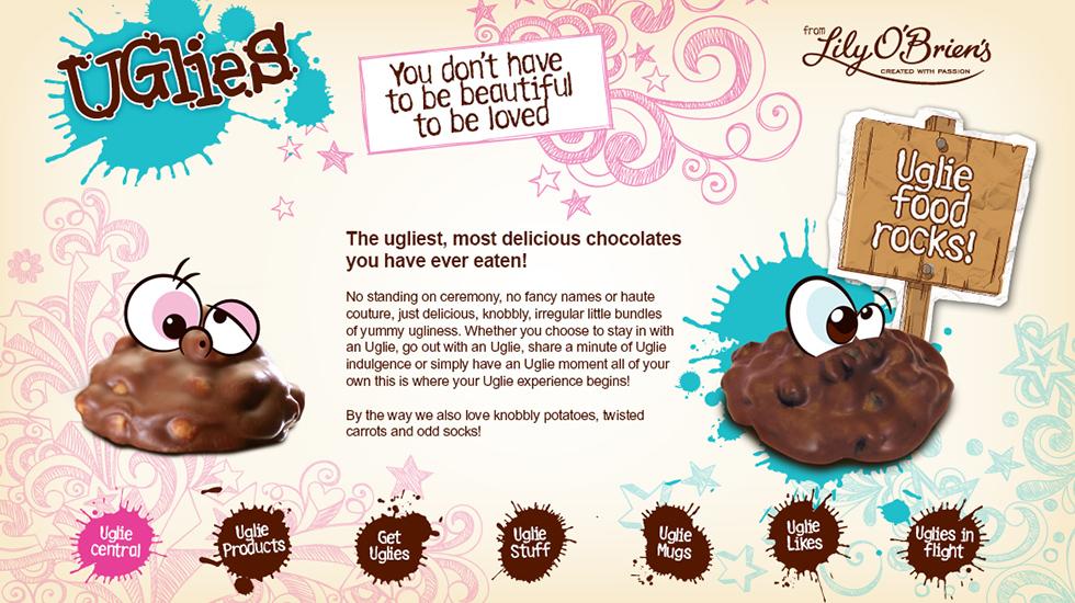 Uglies Chocolates