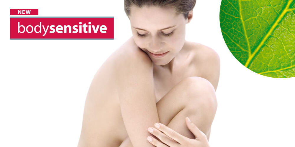 Garnier Bodysensitive digital ads